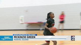 Star Furniture Athlete of the Week: McKinzie Green