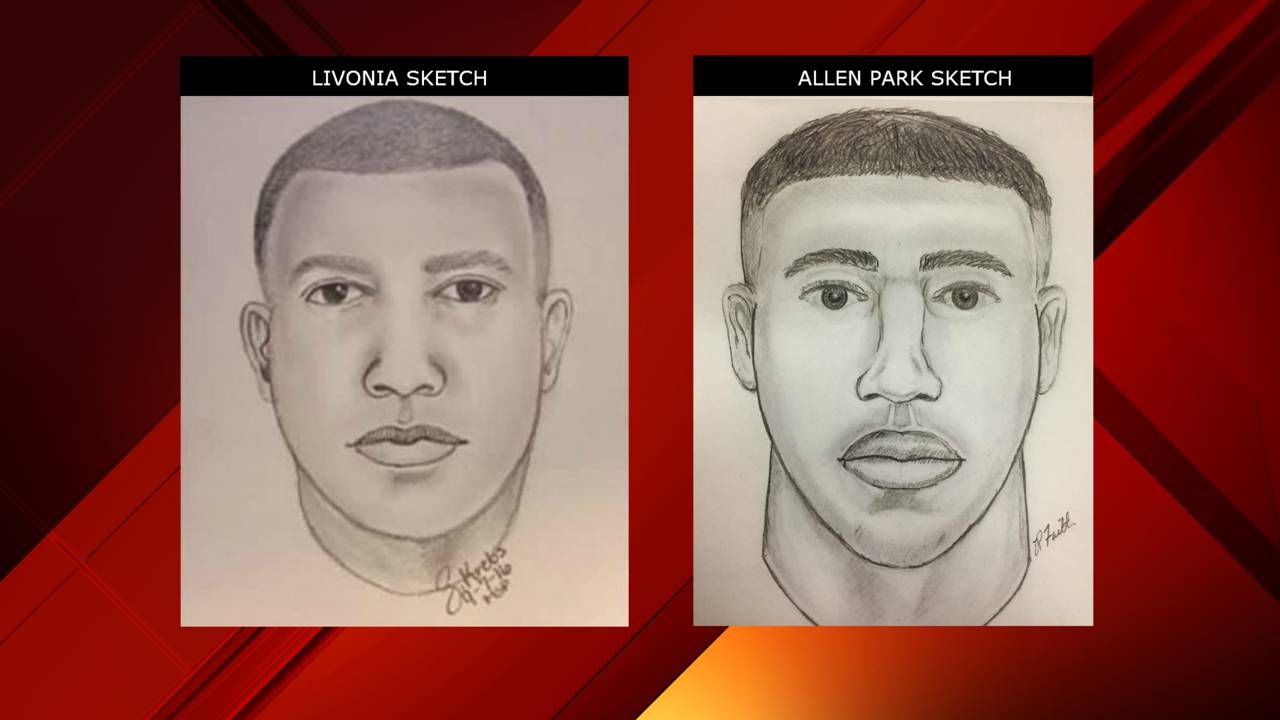 Allen Park and Livonia sketches