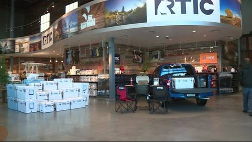 Houston-based RTIC Outdoors opens flagship store