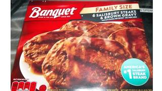Conagra Brands recalls Salisbury steak products due to possible contamination
