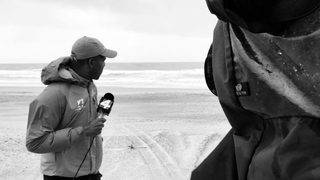 Florence: Jonathan Stacey reflects on experience covering hurricane