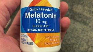 Melatonin may not be as safe as you think