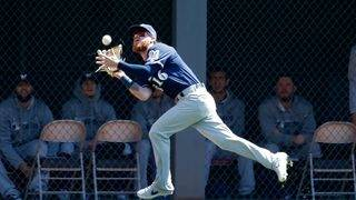 Local MLB update: Gamel's unique energy drink ritual&#x3b; Clevinger goes to prom