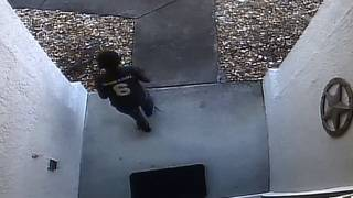 Woman made 6-year-old boy act as porch pirate, deputies say