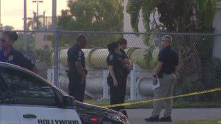 Security guard shot at Hollywood Water Treatment Plant