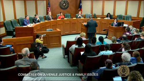 Santa Fe families speak against proposed 'Second Look' bill