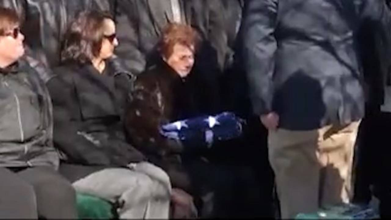 Funeral for Christopher Tur