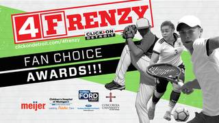 4Frenzy Fan Choice Awards spring sports edition begins NOW!