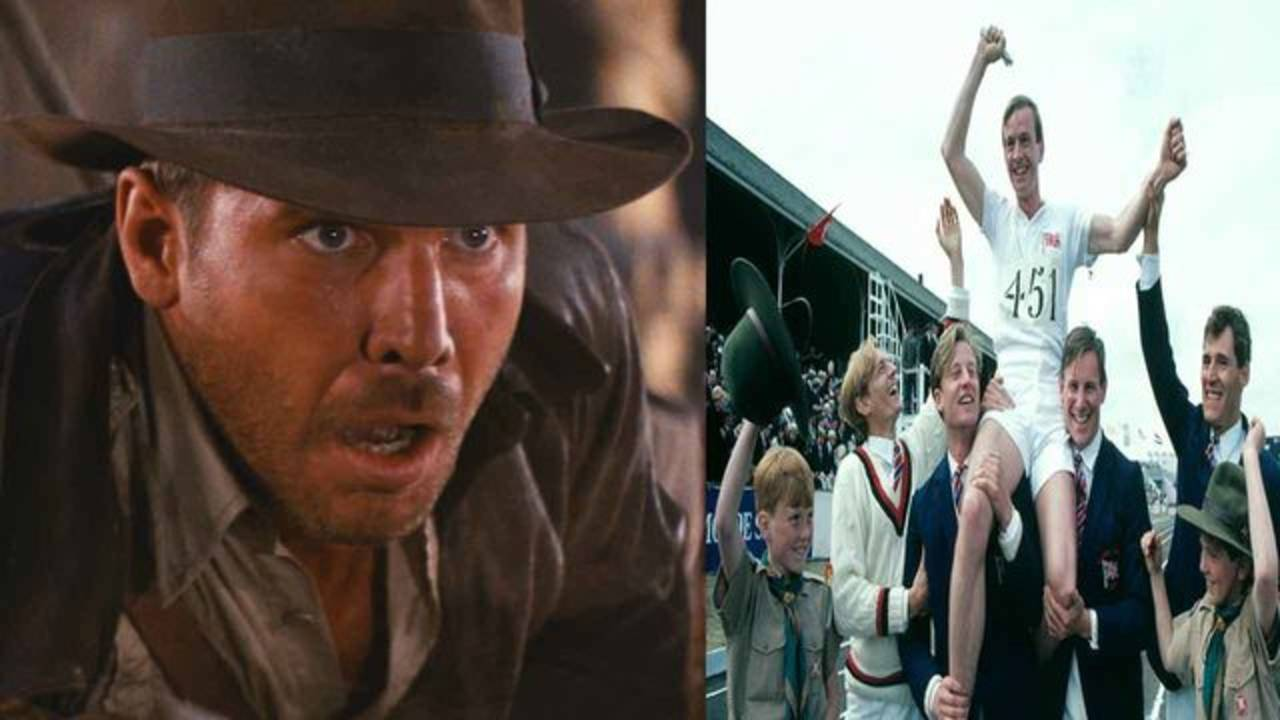 'Raiders of the Lost Ark' vs 'Chariots of Fire'