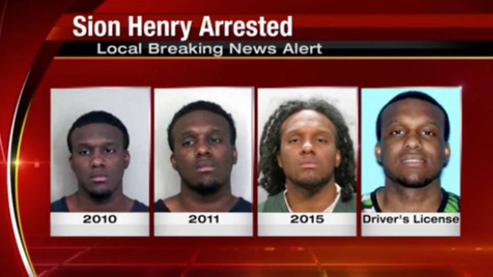 Sion Henry through the years