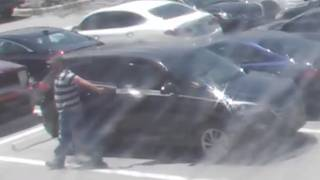 Thieves steal employee's vehicle outside Cleveland Clinic in