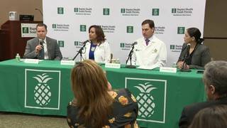 Is South Florida more susceptible to measles than other places?