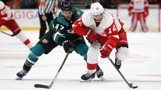 Detroit Red Wings still winless, lose to Anaheim Ducks 3-2 in shootout