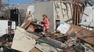 Photos: Recovery efforts continue in hurricane-ravaged Florida