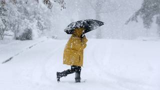 Nor'easter will likely bring most significant spring snow in years