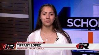 Scholar Athlete: Tiffany Lopez, Memorial High School