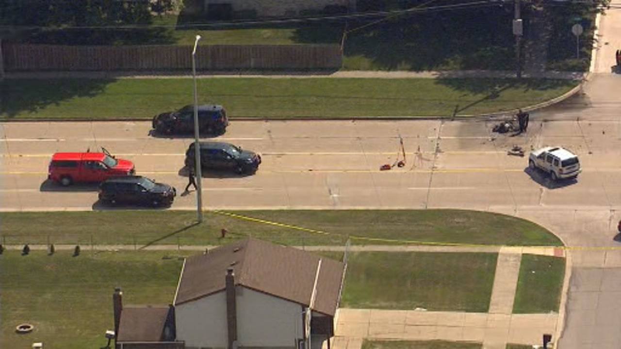 18-year-old Sterling Heights motorcyclist killed in crash,