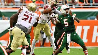 Hurricanes open home ACC slate vs. Virginia Tech, travel to FSU in November