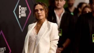 Victoria Beckham: 'I hung up my microphone some time ago'