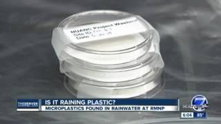 Scientist studying nitrogen inadvertently finds microplastics