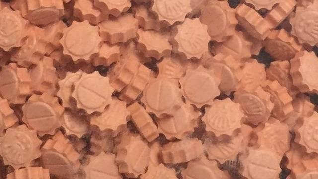 Ecstasy pills seized 1