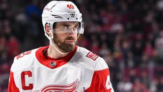 Henrik Zetterberg is done playing professional hockey, Red Wings GM says