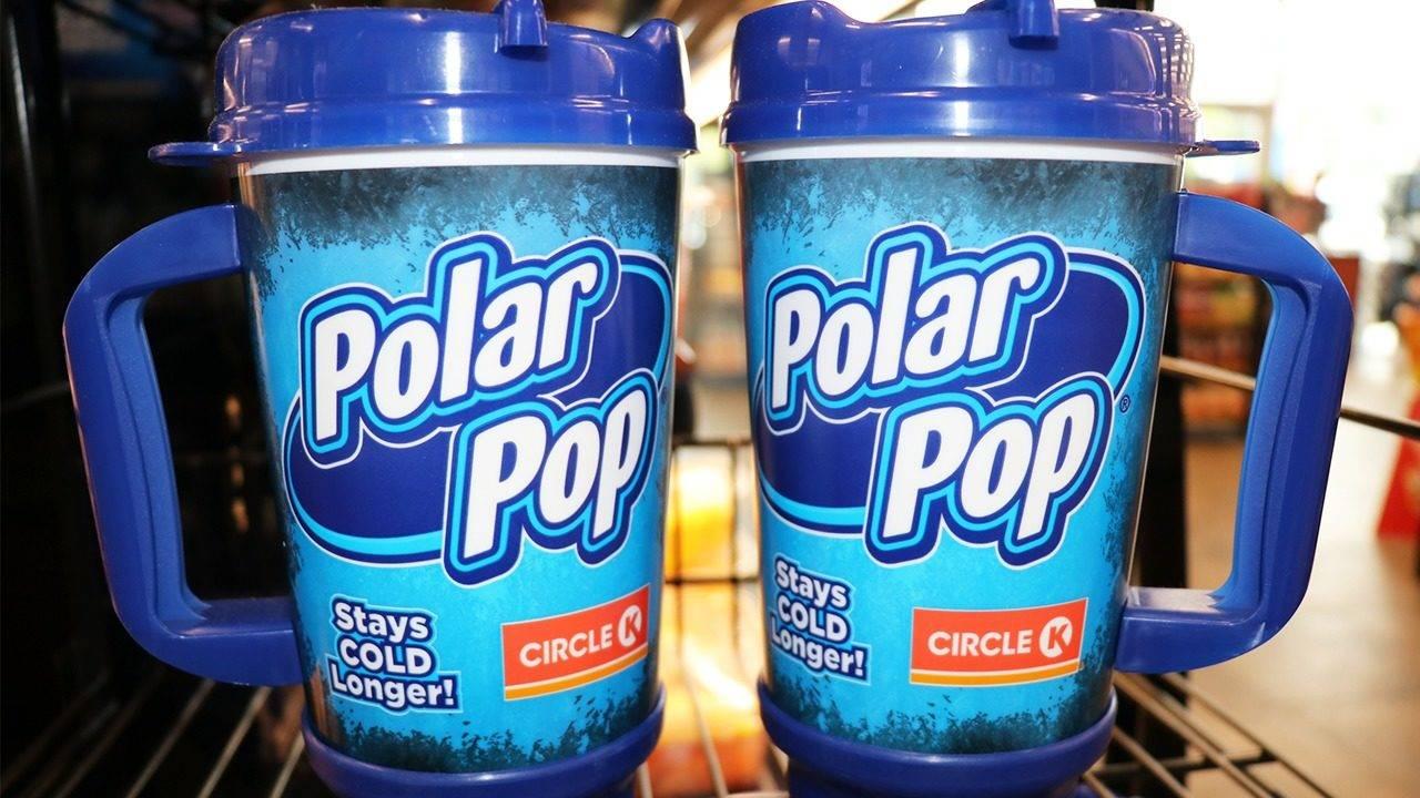 Slideshow: Beat the heat with a Circle K Polar Pop