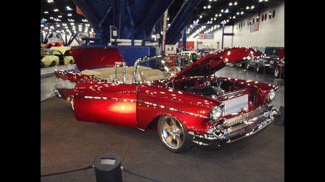 OReilly Auto Parts AutoRama Returns To Houston - O reilly car show