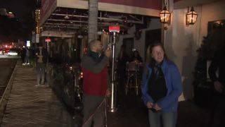 Las Olas businesses experience power outage