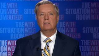Graham: There's a 30% chance Trump will attack North Korea