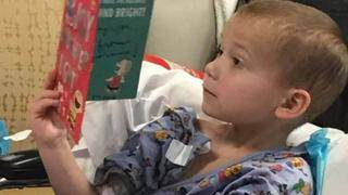 Cards Flood In for Boy, 5, Who Remains in Hospital Following Texas&hellip&#x3b;