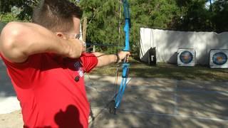 Hidden Disney Adventures: Learn to shoot a bow and arrow