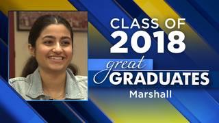 Great Graduates: Forough Askarirad, Marshall High School
