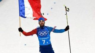 WATCH: Best biathlon moments from the 2018 Winter Olympics