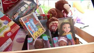 The Local Station collects toys in annual drive