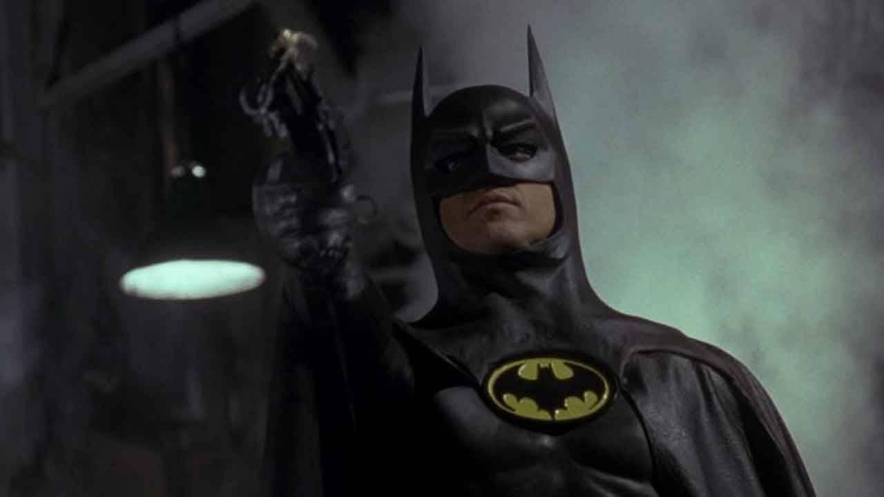 Michael Keaton 'Batman' 1989