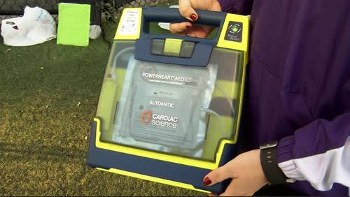 The importance of AEDs, how they can save a life