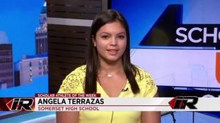 Scholar Athlete: Angela Terrazas, Somerset High School