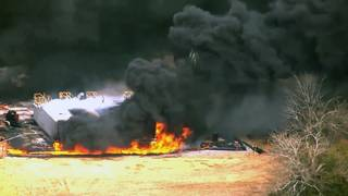 Five missing in Oklahoma gas well explosion