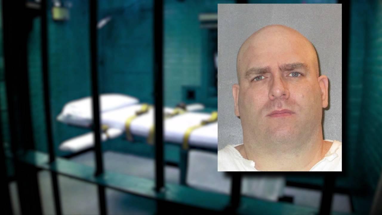 Larry Ray Swearingen fighting execution