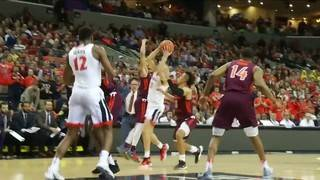 FINAL: University of Virginia defeats Virginia Tech, 81-59