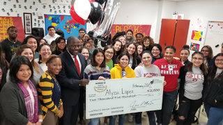 KPRC Senior Scholarship: Alyssa Lopez