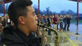 Virginia Tech's Marching Virginians to dedicate halftime show to St.&hellip&#x3b;