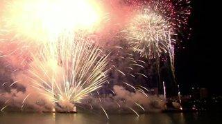 VIDEO: The 2019 Ford Fireworks