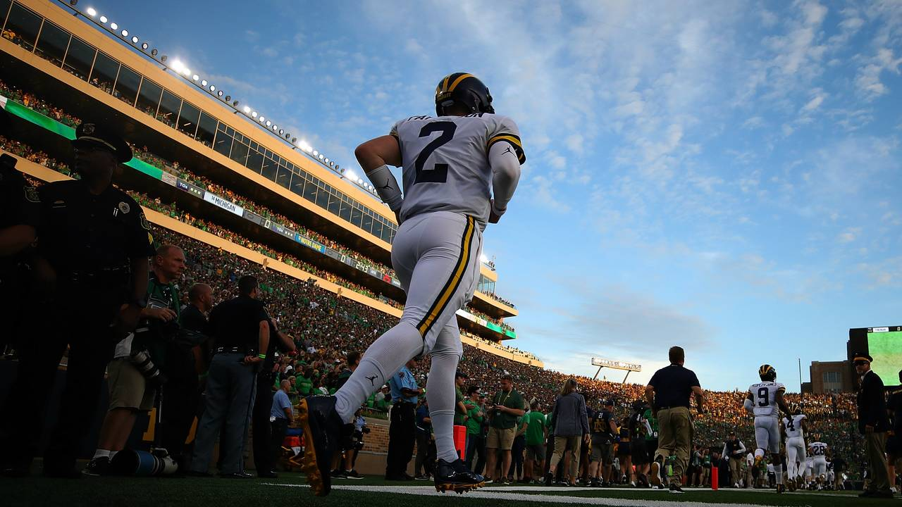 Michigan football: Toughest game on the schedule that most