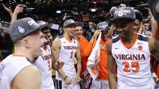 March Madness: Virginia, 'Nova, Kansas, Xavier earn top seeds