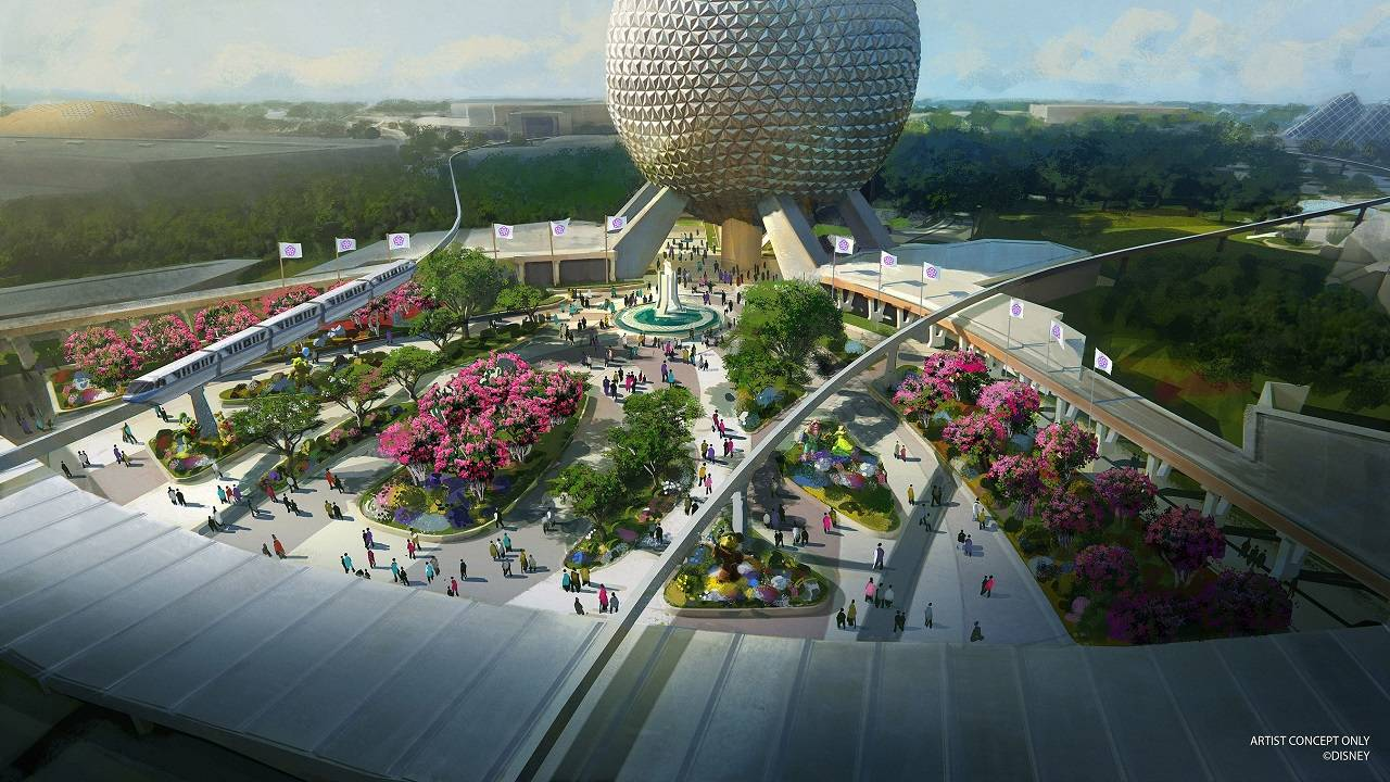 Reimagined Epcot Entrance_1558391395727