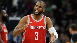 Chris Paul set to remain with Rockets, reports say