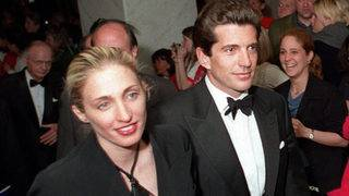 Footage from JFK Jr. and Carolyn Bessette's wedding to be shown on TV