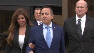Criminal fraud trial begins in San Antonio for Sen. Carlos Uresti